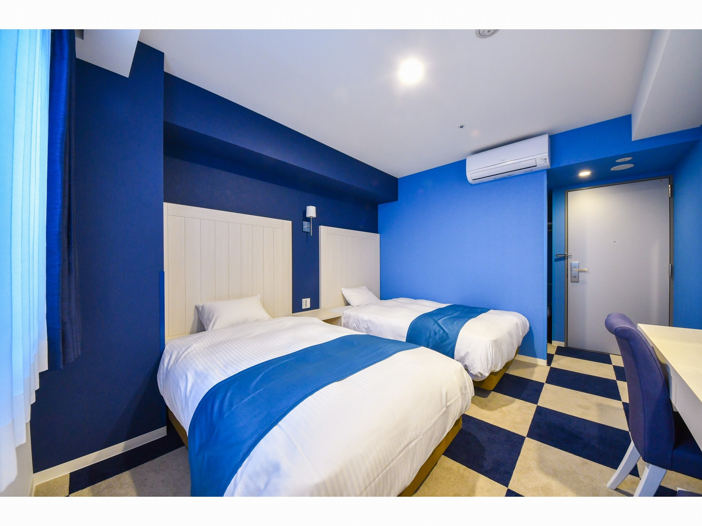ホテルウィングインターナショナルセレクト名古屋栄 ツインルーム