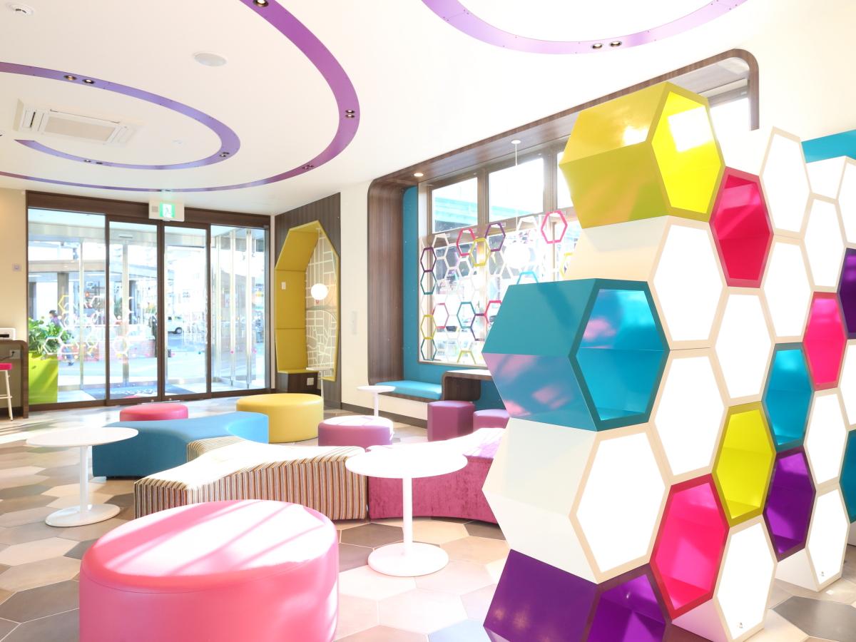 ホテルウィングインターナショナルセレクト東大阪 / 【お昼12:00迄のんびりステイ】大阪中心部へアクセス◎レイトチェックアウト付カップルプラン♪