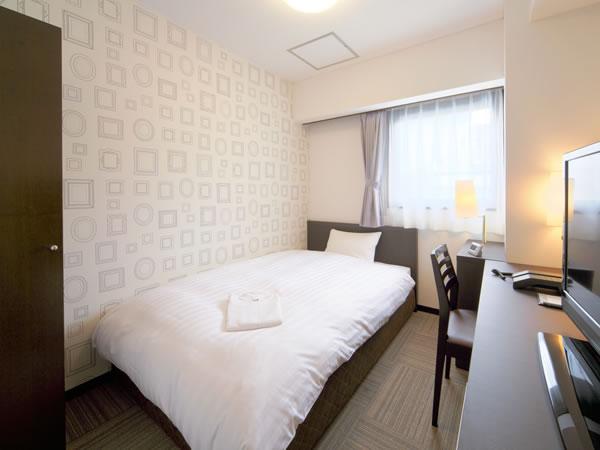 ホテルウィングインターナショナル湘南藤沢 / 【喫煙】シングル(13㎡/ベッド幅120×195cm)
