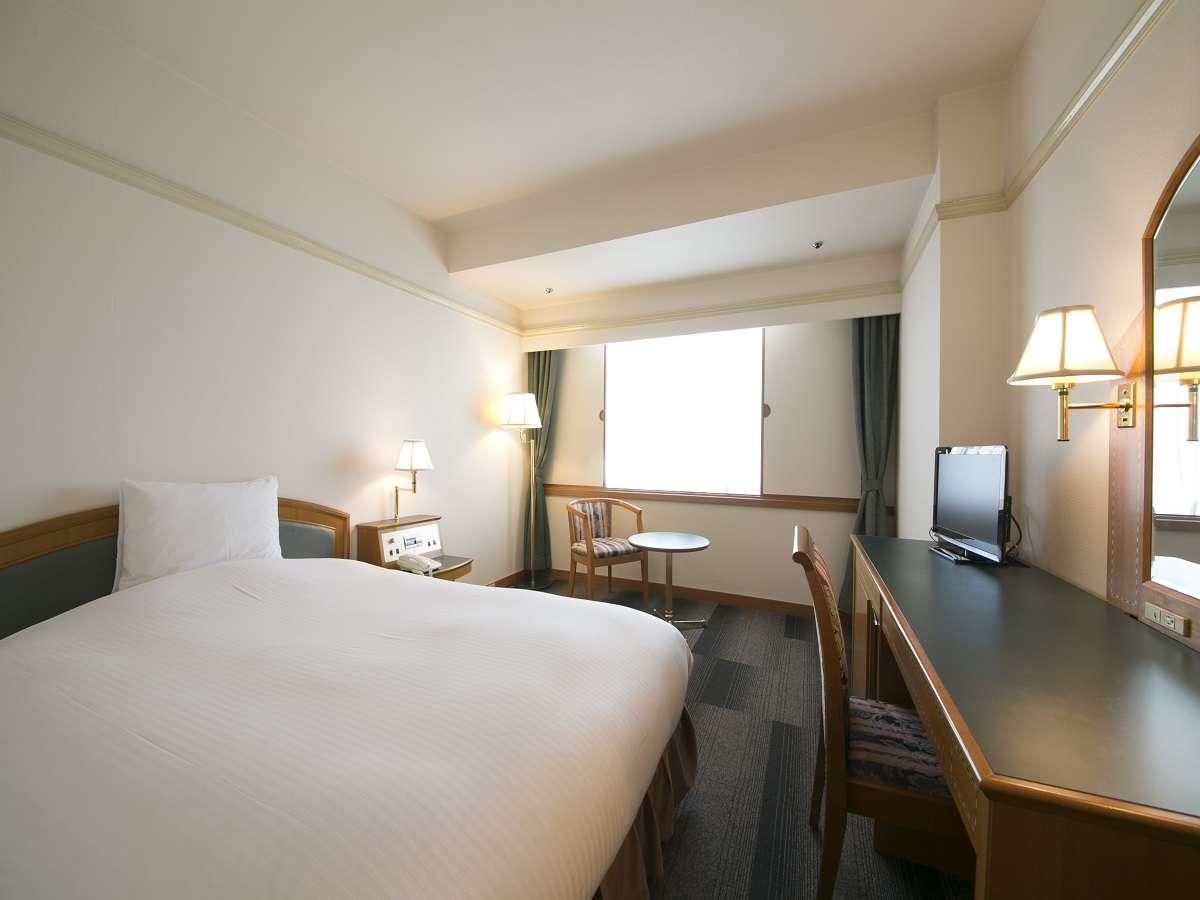 名古屋国際ホテル シングル4 喫煙 22㎡