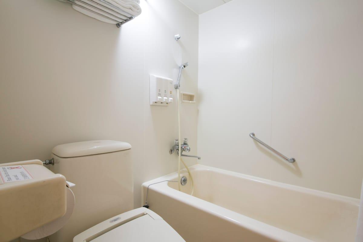 名古屋国際ホテル シングル1 禁煙 15㎡ ビル側